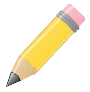 yellow-vector-pencil