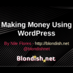 Podcast Presentation: Making Money Using WordPress