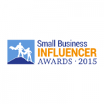 Nominated in the 2015 Small Business Influencer Awards