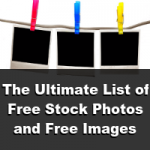 The Ultimate List of Free Stock Photos and Free Images