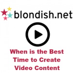 [Video] When is the Best Time to Create Video Content